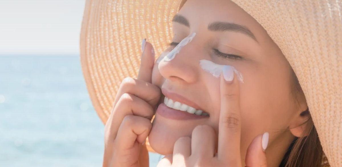 Защита кожи вокруг глаз от солнечных лучей